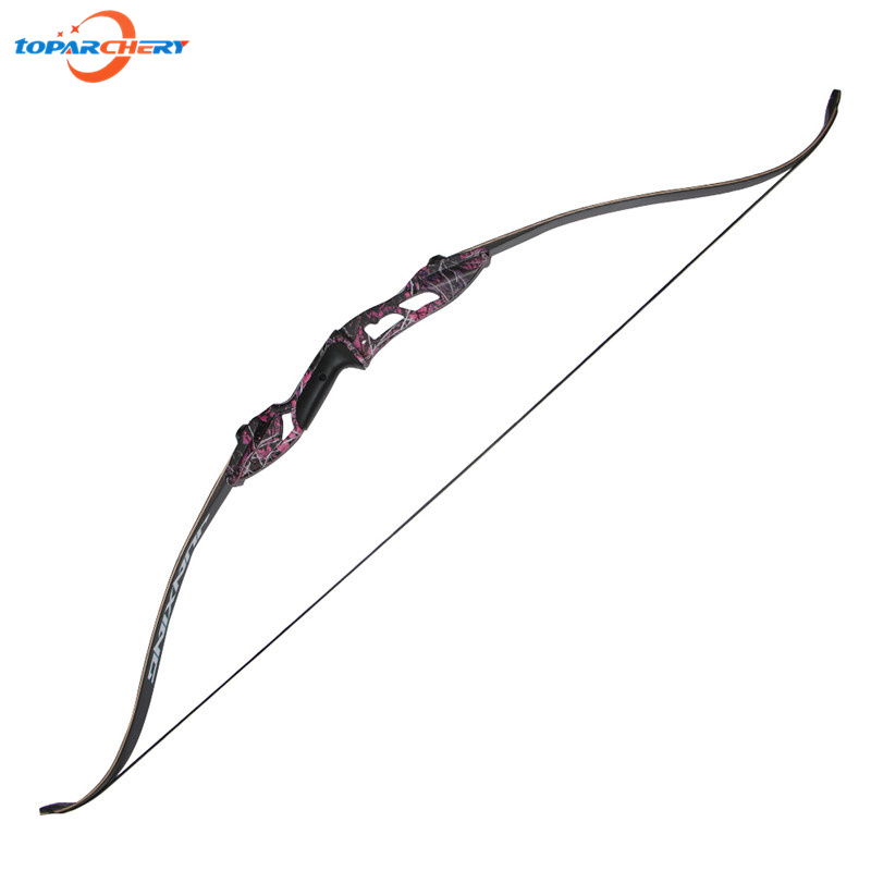 30lbs 40lbs Archery Take-down Bow Recurve Bow for Hunting Shooting Games Aluminum Alloy Laminated Wooden Take down Bow