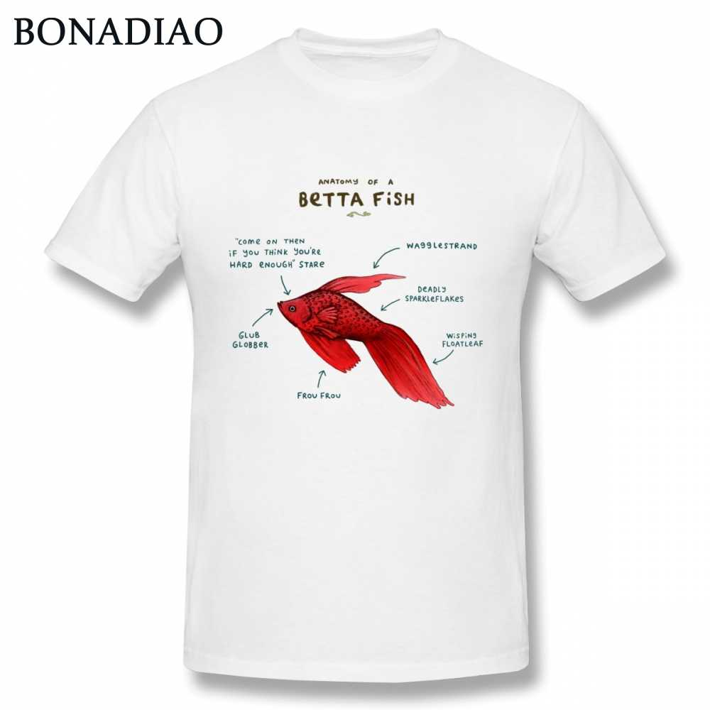 Detail Feedback Questions About Boy Anatomy Of A Betta Fish T Shirt