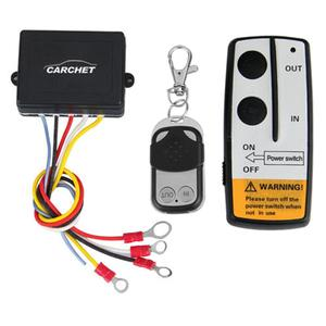 Image 3 - CARCHET Universal 3pcs Winch Wireless Remote Control Kit 12V 50FT For Jeep Truck SUV ATV For Self recovery Winch FREE SHIPPING