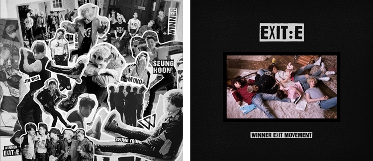 WINNER - EXIT : E ( A +S VERSION ) Release Date 2016-2-1 yehuda shinar think like a winner