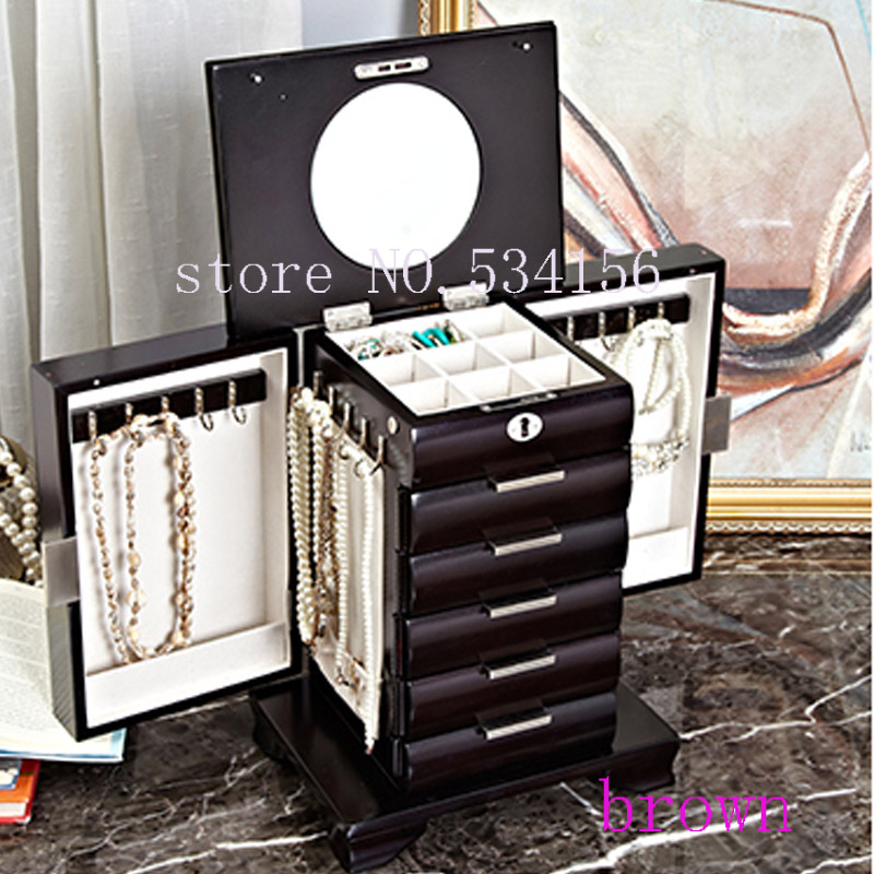 Proffesional Trinket Jewelry Box Stuches De Joyas Estuches de Joyeria Jewelry Packaging Suppliers gift box недорго, оригинальная цена