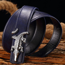Belt 2017 Hot Fashion Cowhide Leather men belt Designer Luxury Famous High quality genuine luxury leather Belts free shipping