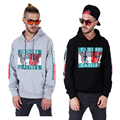 New fashion 2015 fall men's crooks and castles hoodie long sleeve cotton hooded sweatshirt hip hip streetwear for men
