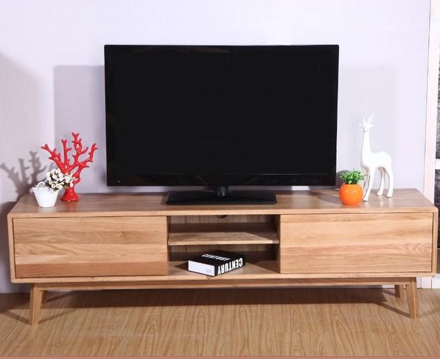 An And South Korea The Original Oak Tv Cabinet Design Furniture Living Room