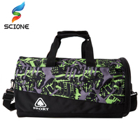 Hot Outdoor Training Gym Duffel Bag Men Women Multifunction Sports Gym Bag Sac De Sport Travel