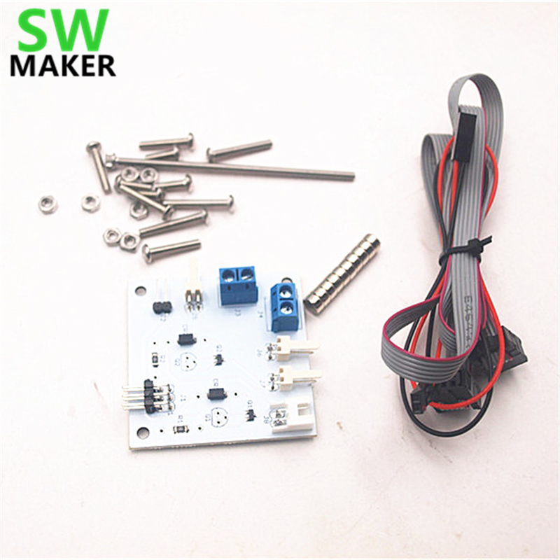 SWMAKER Ultimaker Mark 2 expansion board dual extruion board kit ultimaker2 mark2 Extension board kit dual