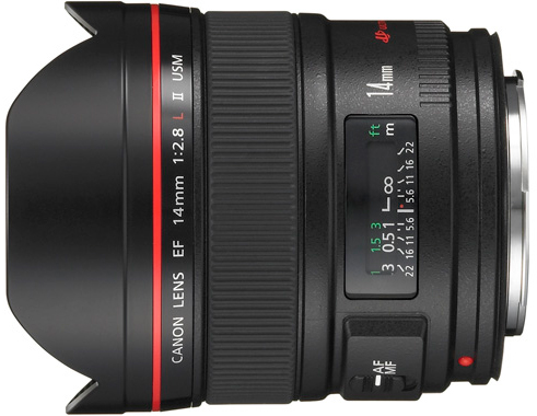 Canon EF 14mm f/2.8L II USM-in Camera Lens from Consumer