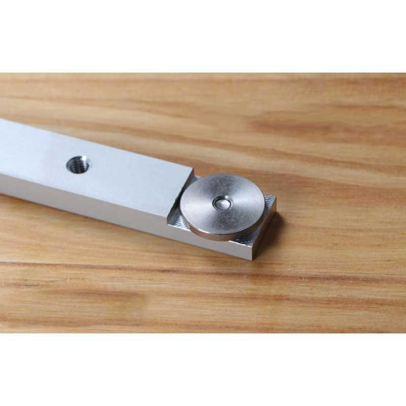 300/450/650 мм рейка из алюминиевого сплава, штанга, выдвижной стол, пила, калибровочный стержень, инструмент для деревообработки