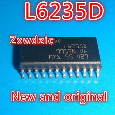 5 Pcs/lot L6235D SOP24 SMD IC nouveau original