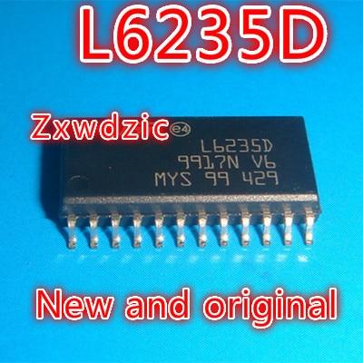 5Pcs/lot  L6235D SOP24 SMD IC new original