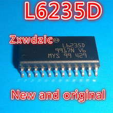5Pcs/lot  L6235D SOP24 SMD IC new original