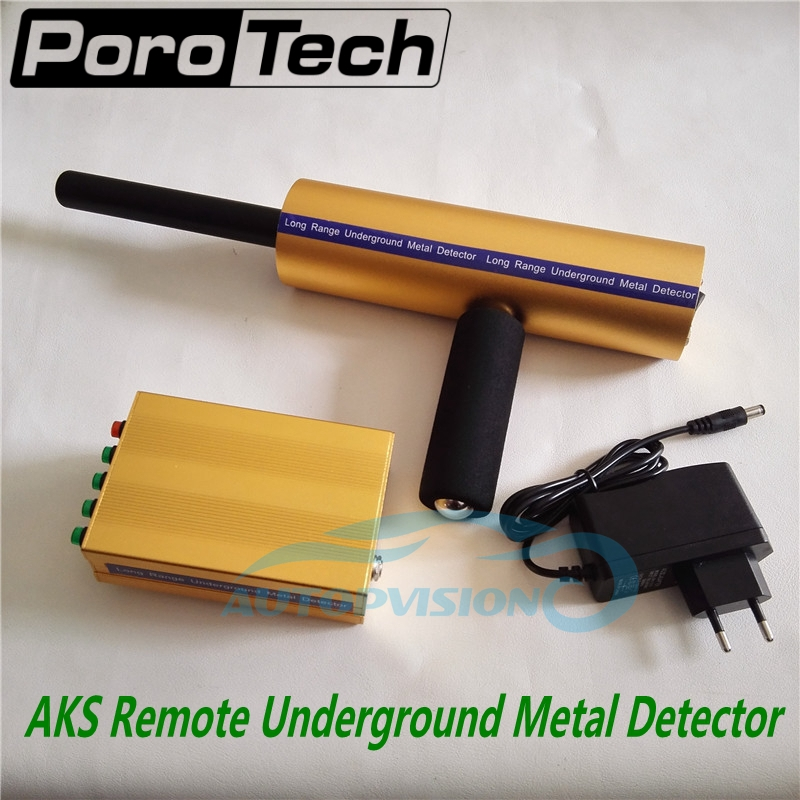 High Quality AKS Underground Gold Detector Long Range Gold Diamond Detector AKS 3D Metal Detector Machinery Gold Digger