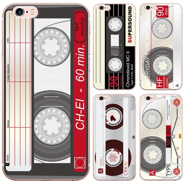 cassette iphone 6 case