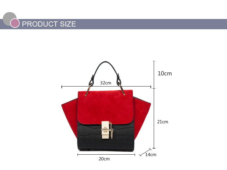 New 2015 Fashion Women Handbags Genuine Leather  Bags Woman Stitching Wild Messenger Bags For Women Casual shoulder bags  BH1120 (5)