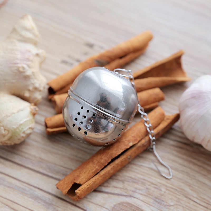 1 Đồng Hồ Thép Không Gỉ Gia Vị Bi Phụ Kiện Nhà Bếp Cocina Creativa Vật Dụng Nhà Bếp Accesorios De Cocina Mutfak Aksesuarlari