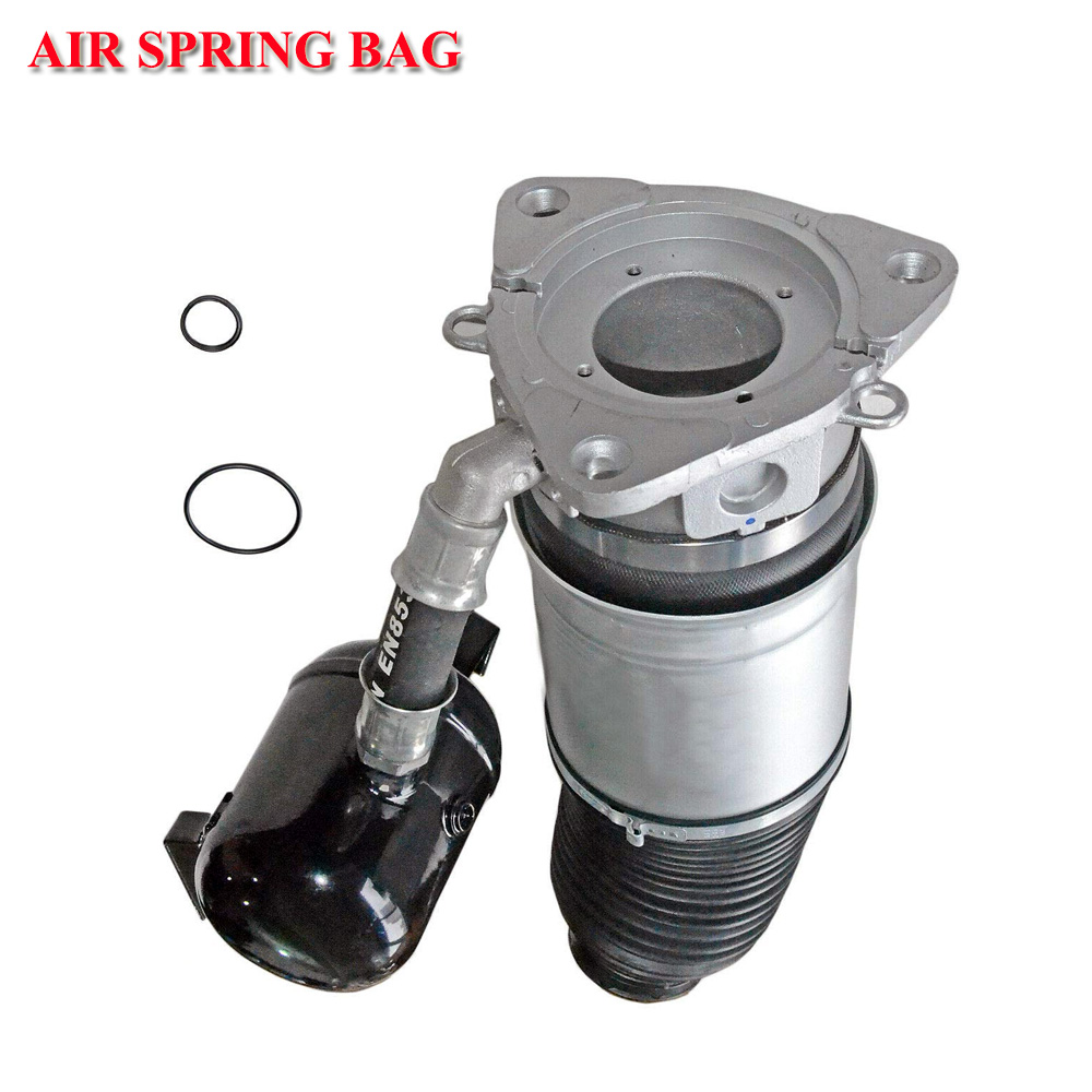 Rear Left Right Air Suspension Bag Air Spring Fit For <font><b>Audi</b></font> <font><b>A8</b></font> D3 4E 2002-2010 <font><b>Shock</b></font> Strut OEM 4E0616001E,4E0616001N,4E0616001 image