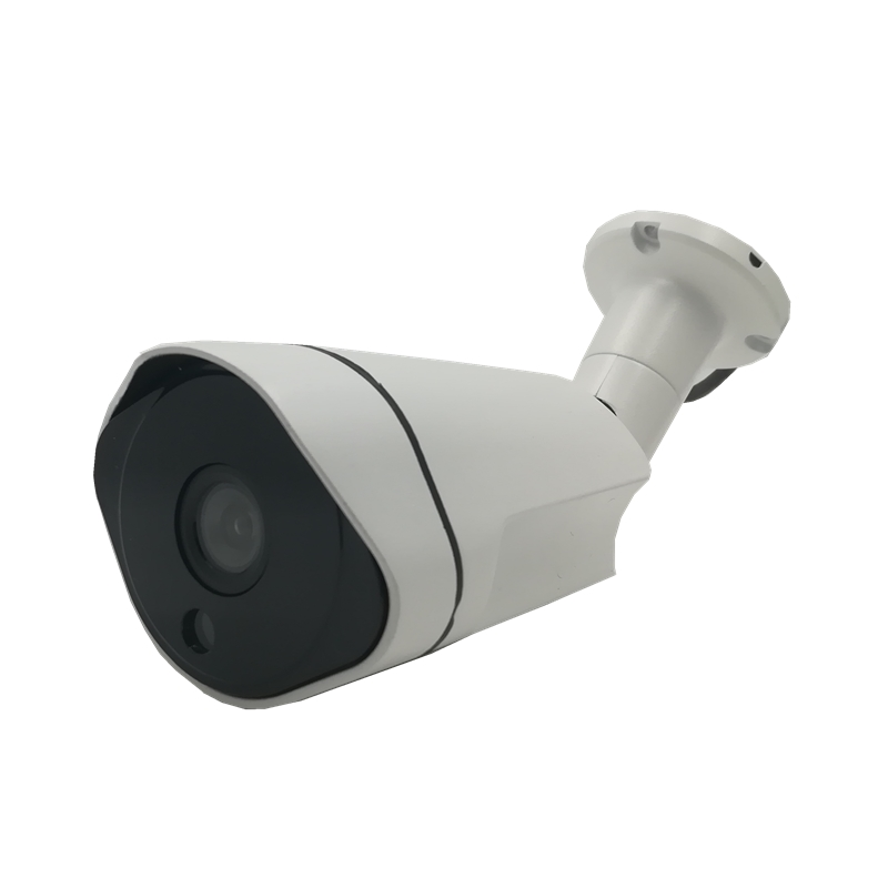 H.265 Surveillance IP Camera 5MP Waterproof Outdoor Network WITH POE CCTV Camera With 6PCS IR LED Metal Camera ONVIF 12V or 48V