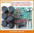 General fuente de alimentación modelo ZX7250S tablero de alimentación de la máquina de soldadura de doble uso de la placa posterior de fuente de alimentación 220 V/380 V Soldador PCB