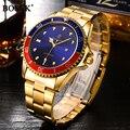 BOSCK Luxury Brand Men Watch Automatic Watch Mens Mechanical Watches For Men Waterproof Skeleton Watch Men relojes hombre 2017