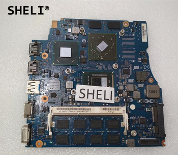 """SHELI For Sony 13.3"""" MBX-237 Motherboard with I5-2410M 4GB Memory 1P-0111200-A013"""