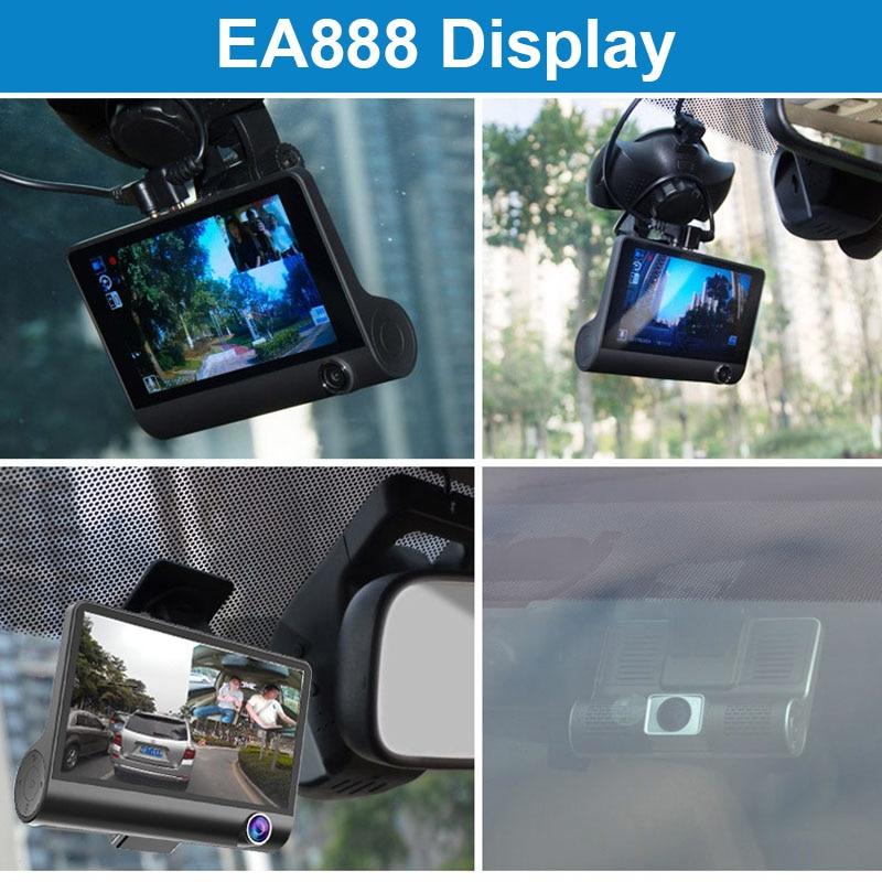 Cameras <font><b>Dash</b></font> Lens With Rearview Video Recorder Registrator <font><b>Dash</b></font>