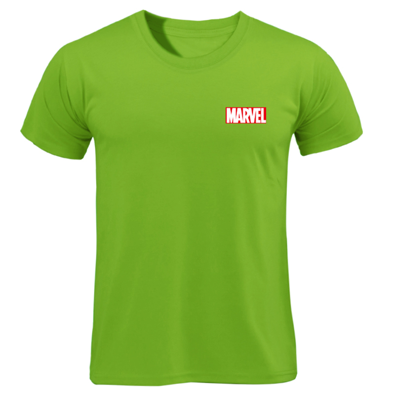 MARVEL T-Shirt 2019 New Fashion Men Cotton Short Sleeves Casual Male Tshirt Marvel T Shirts Men Women Tops Tees Boyfriend Gift 61