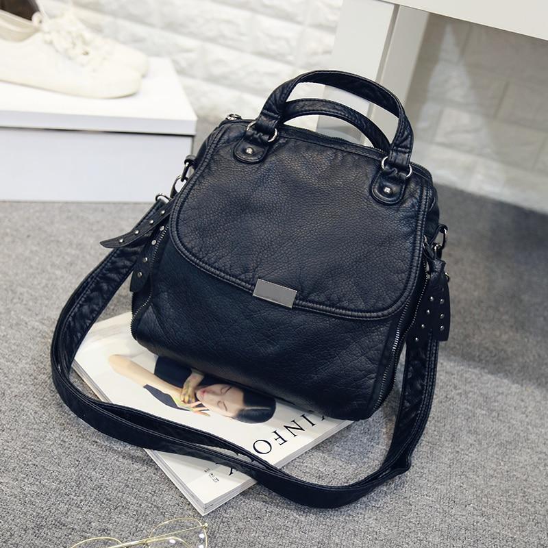 Women Crossbody Bag Handbag 2017 Luxury Handbags Women Bags Designer Travel Shoulder Bags Zipper Casual Female Package Sac Femme