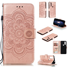 Coque G7 Power Couples Simple Fashion Leather Flip Wallet Case For Motorola P40 P30 Z4 E5 Play Plus Card Cover Carcasa