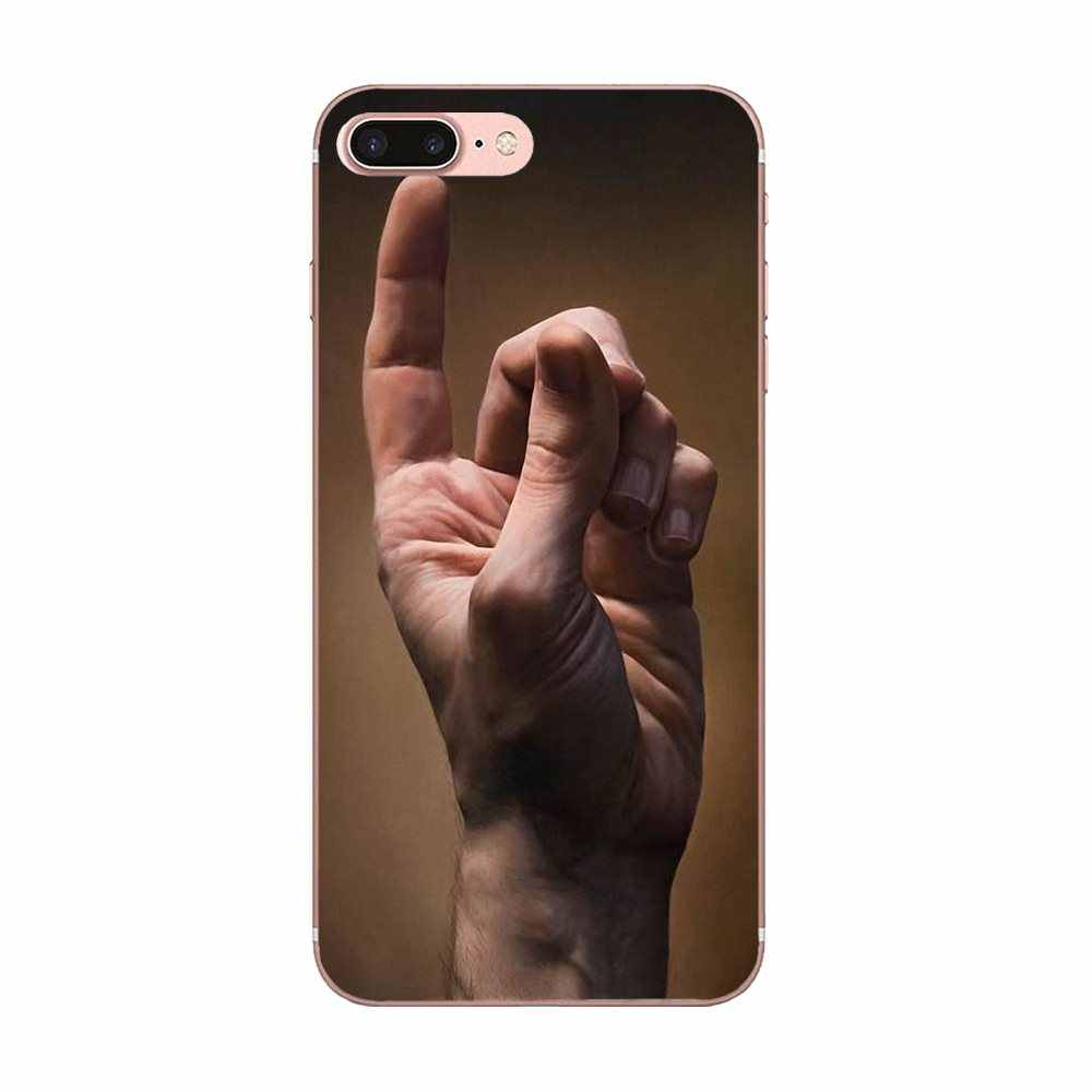 Mala mano en piel de madera delgada Pc funda de celular para LG Nexus 5 5X V10 V20 V30 V40 2017, 2018 2019