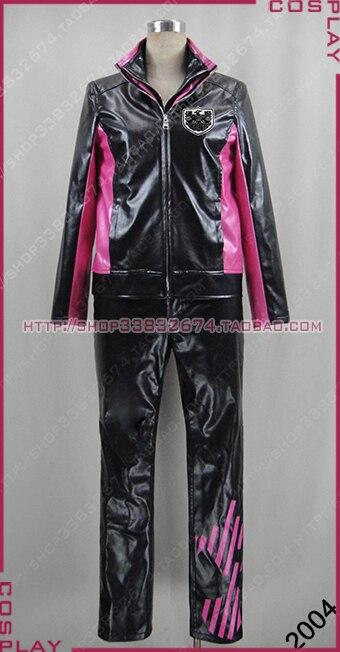 Masked Rider Kamen Rider Decade 1 Black Male Leather Set Cosplay Costume