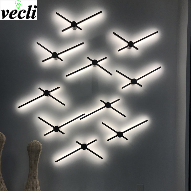 Wall Lamp simple creative wall light bedroom bedside decoration Nordic designer living room corridor hotel led lights FixturesWall Lamp simple creative wall light bedroom bedside decoration Nordic designer living room corridor hotel led lights Fixtures