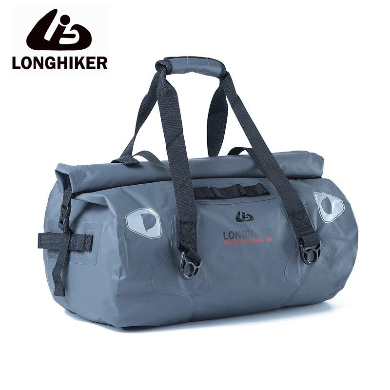 LONGHIKER 40L/60L Sport PVC Gym Fitness sac étanche pour poignée étanche à l'eau cyclisme natation stockage voyage sac d'entraînement