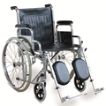 width of a standard wheelchair  Standard Manual Wheelchair With Detachable Armrests, Detachable & Height Adjustable Footrests