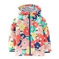 2017 spring autumn jacket children coat outwear baby boys girls waterproof windproof jacket kids boys girls jacket 2-8Y