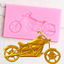 Buy fondant cake mold motorcycle and get free shipping on