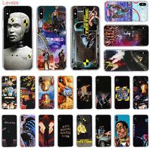 Lavaza Travis Scott A$AP Rocky Hard Phone Case for Apple iPhone 6 6s 7 8 Plus X 5 5S SE XS Max XR Cover