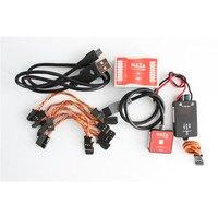 Original Naza M Lite Multi Flyer Version Flight Control Controller W PMU Power Module LED CablesOriginal