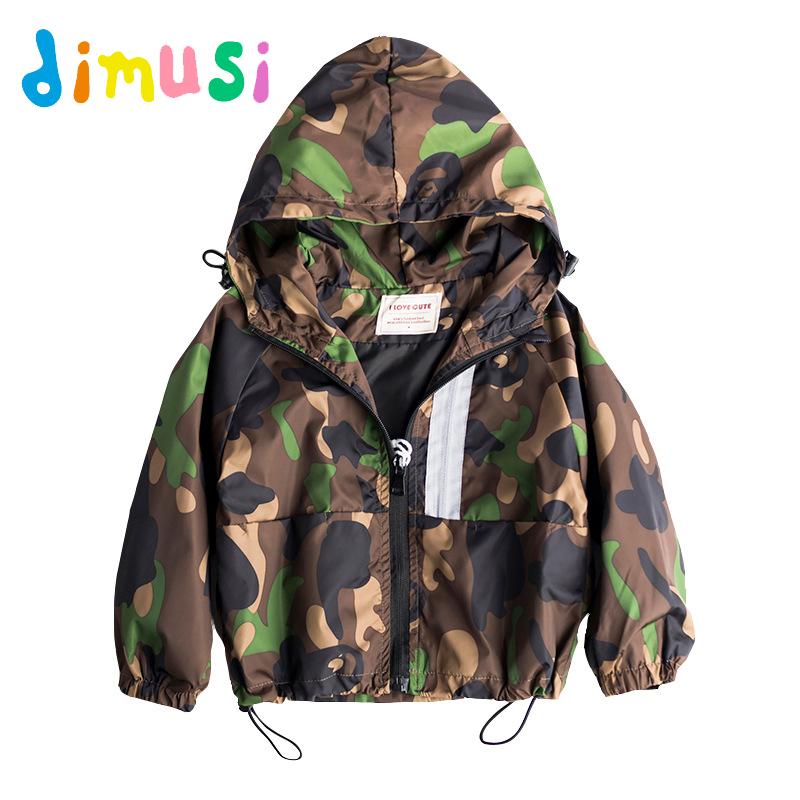 246c850c7cb9 DIMUSI Spring Jackets for Boy Coat Army Green Bomber Jacket Boy s  Windbreaker Autumn Jacket Patchwork Kids Children Jacket BC004