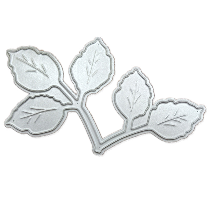 Leaves Decoration Scrapbook Metal Cutting Dies Cut Die Mold Paper Craft Knife Mould Blade Punch Stencils Dies