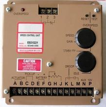 Free Shipping ESD5221 SPEED CONTROL UNIT Generator accessories speed controller governor speed control board