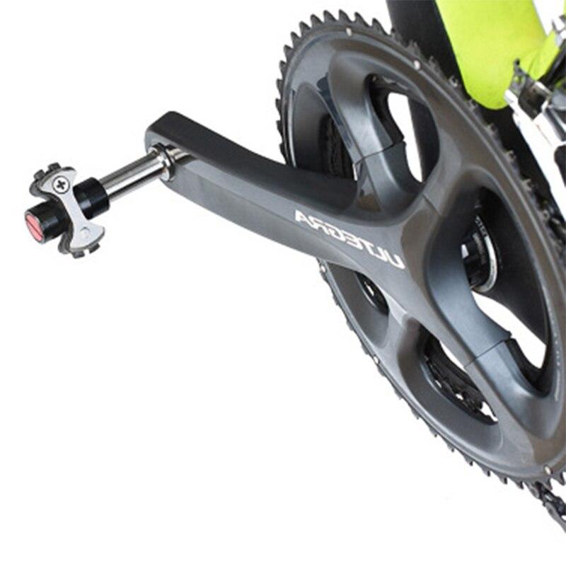 Nouveau 204g titane alliage essieu route vélo pédales ultra-léger auto-verrouillage pédale pédale vélo de route auto verrouillage pour SpeedPlay pédale - 5
