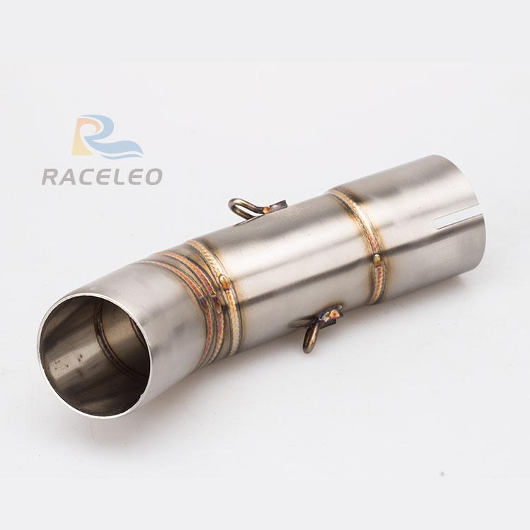 silenciador de tubo de escape de motocicleta universal de 51 mm Eliminador de sonido Insertar Eliminador de ruido DB Killer five Silenciador de tubo de escape