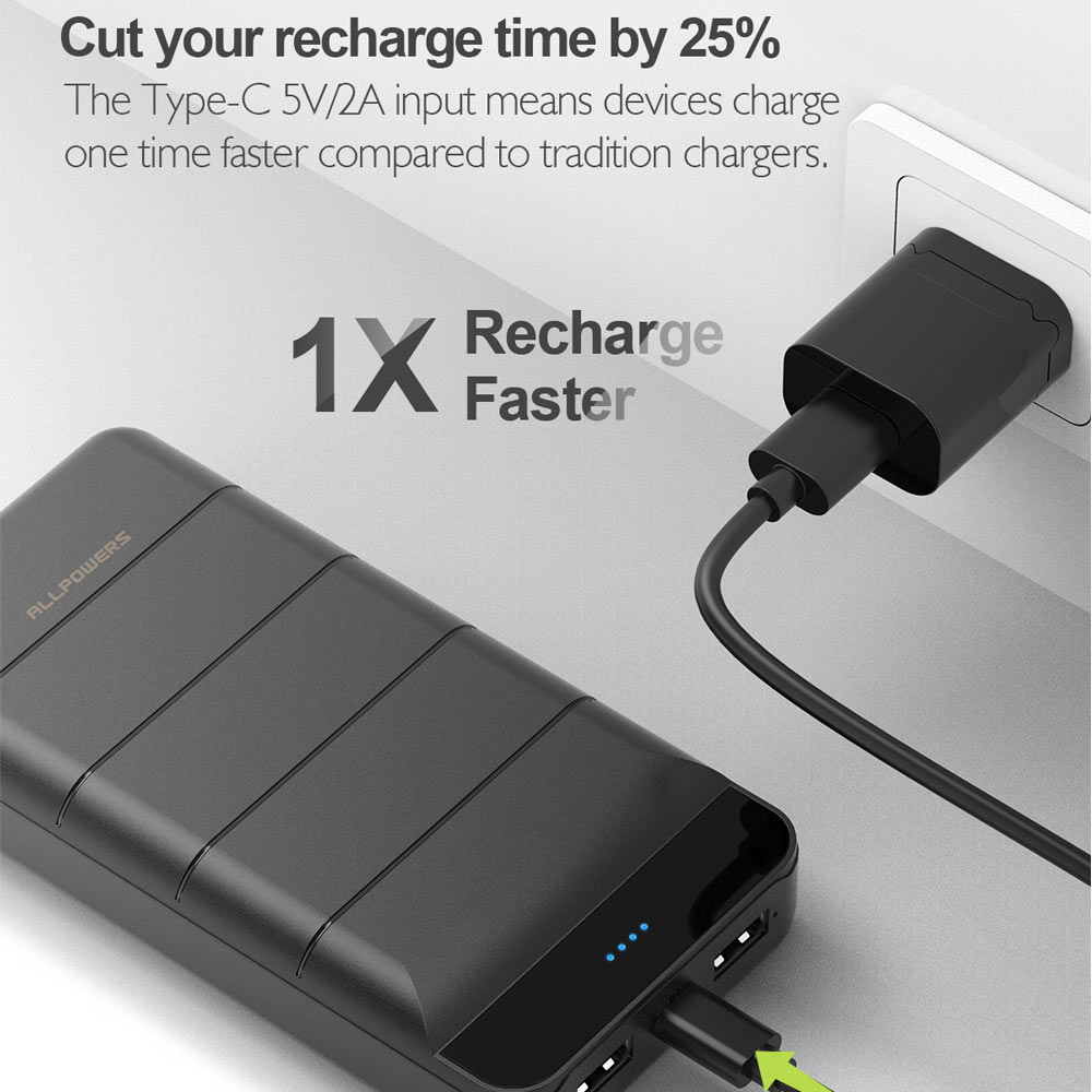 Real 25000mAh Power Bank High Capacity External Battery Charger for iPhone X Xr Xs max Huawei P20 P30 Mate 20 Red mi MIX Samsun in Power Bank from Cellphones Telecommunications