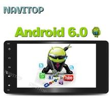 Navitop Android 6.0 car dvd player gps for Mitsubishi outlander lancer asx 2012 2013 2014 car radio stereo gps navigation
