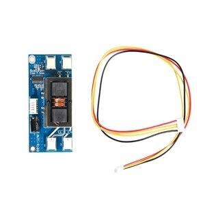 """Image 3 - 4 CCFL Lamp Backlight Universal Laptop LCD Inverter 10 30 V For 15 24"""" Screen"""