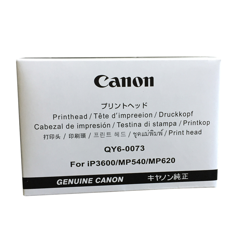 New QY6-0073 0073 Print head printhead For Canon IP3680 IP3600 MP545 MP558 MP620 MX868 MG5180 Pirnter шина tdm sq0801 0073