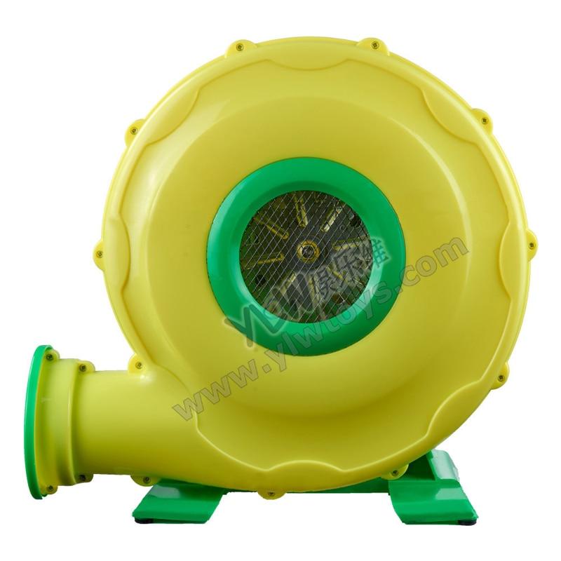 CE/UL 1.5HP playground inflável ventilador de ar, 1100 w 1.5HP ventilador do ventilador ventilador elétrico para seguranças Inflável slide