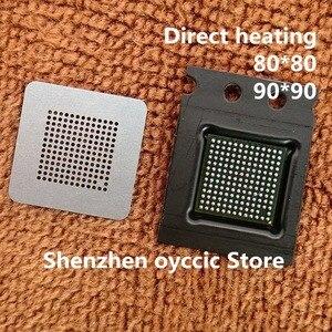 Image 2 - Direct heating  80*80  90*90  980 YFE TM4EA23I H6ZXRI TM4EA23IH6ZXRI  BGA Stencil Template