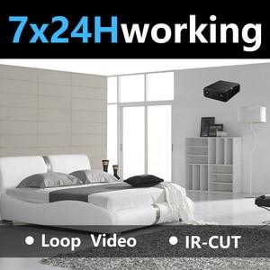 XD IR-CUT Mini caméra plus petit 1080 P caméscope Full HD Vision nocturne infrarouge gizli kamera Micro caméra détection de mouvement DV minuscule