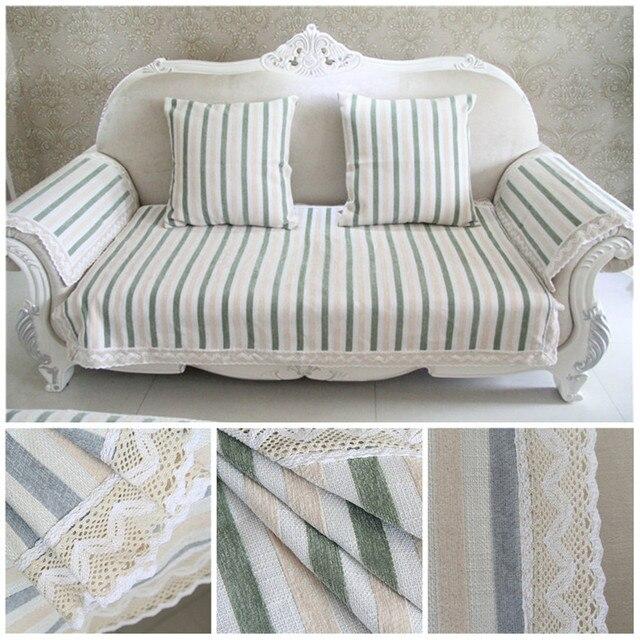 pink stripe sofa cover blue striped sofa covers aecagraorg